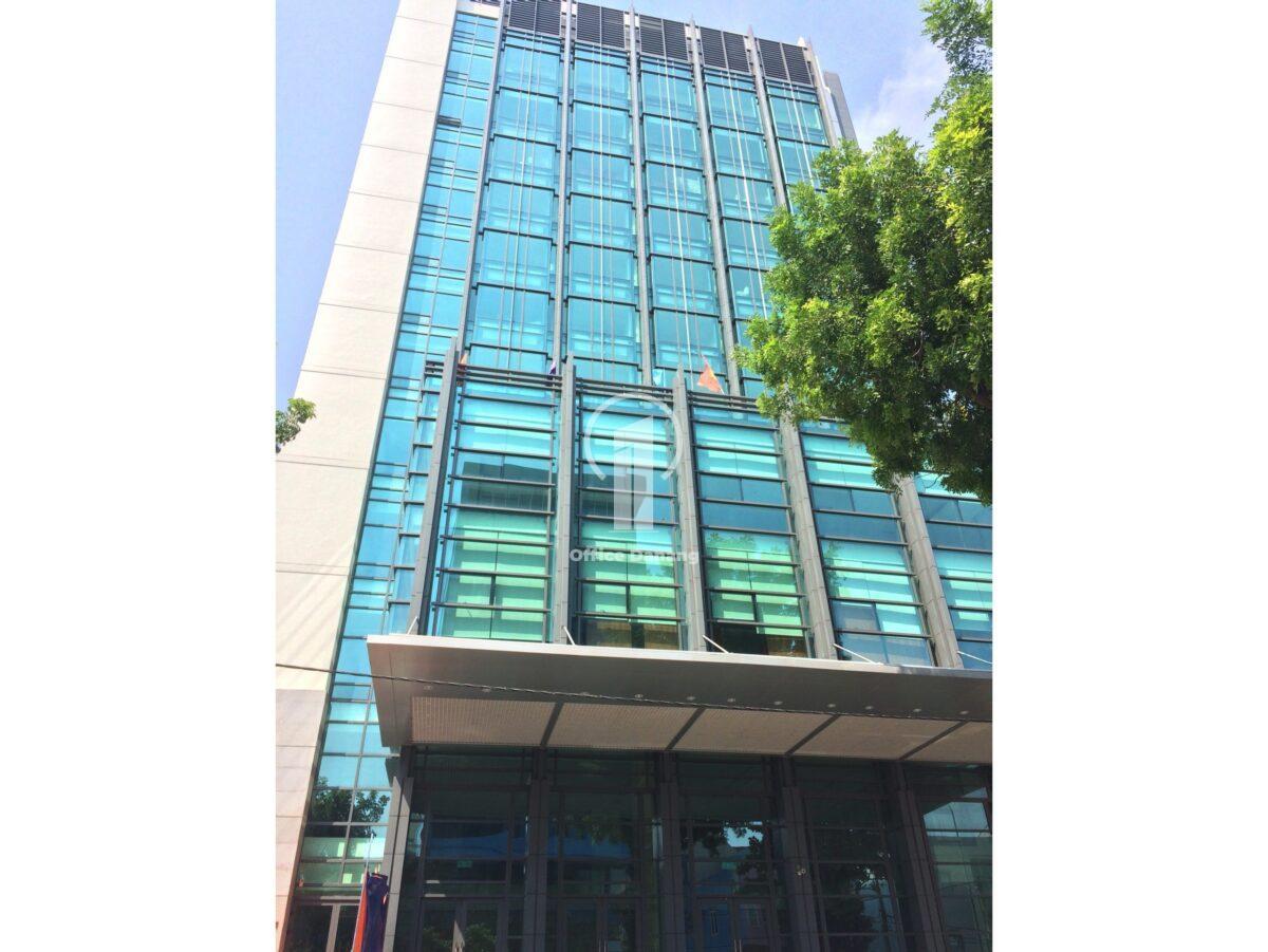 Văn phòng cho thuê Đà Nẵng toà nhà VDB