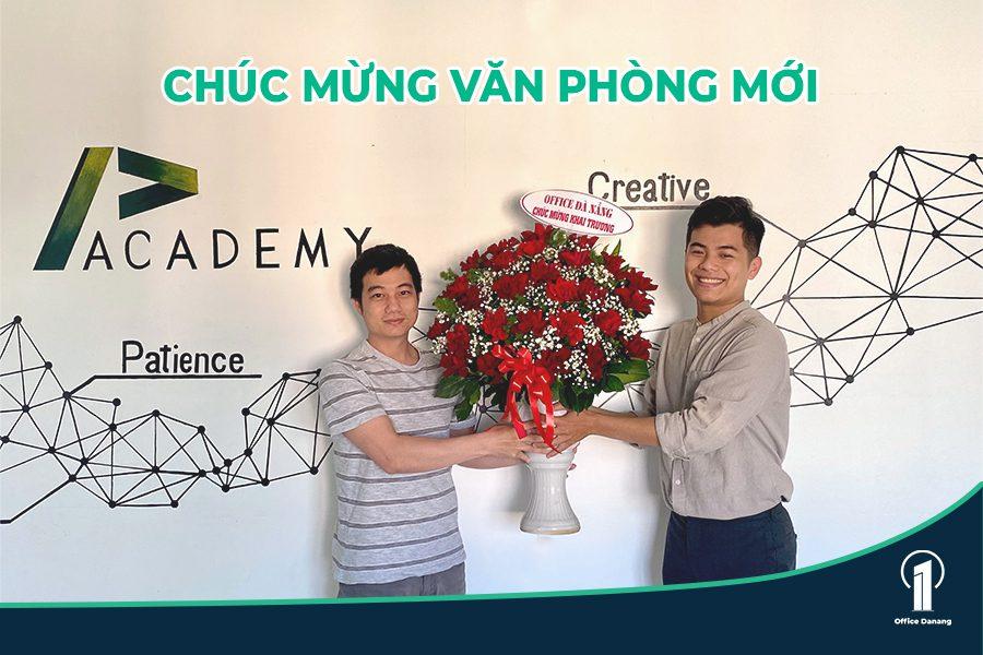 OFFICE DANANG CHÚC MỪNG KHAI TRƯƠNG VĂN PHÒNG MỚI CỦA PAPAGROUP
