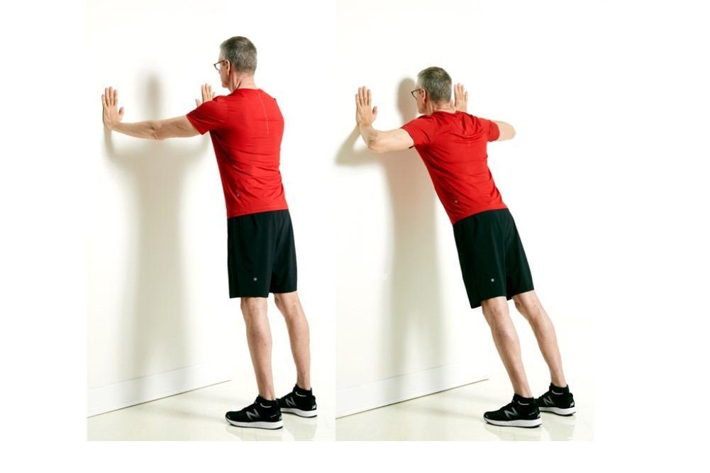 Bài tập đẩy tường